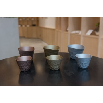 JIZODO Sake Cup - Copper (currently out on exhibition)