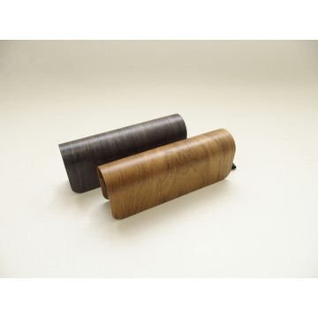 """Hyakunen Monogatari"" - Sliding glasses case (black)"