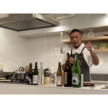"""Online"" Warm Sake Workshop (1st edition)"